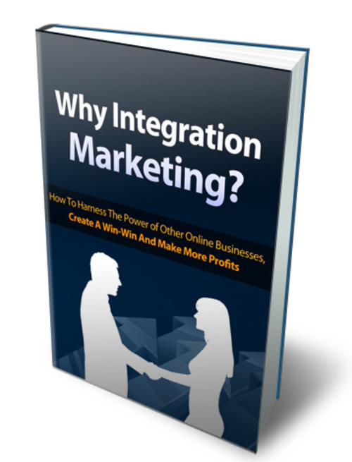Product picture Why Integration Marketing