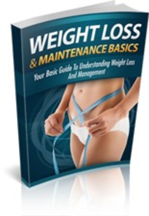 Product picture Weight Loss Maintainence